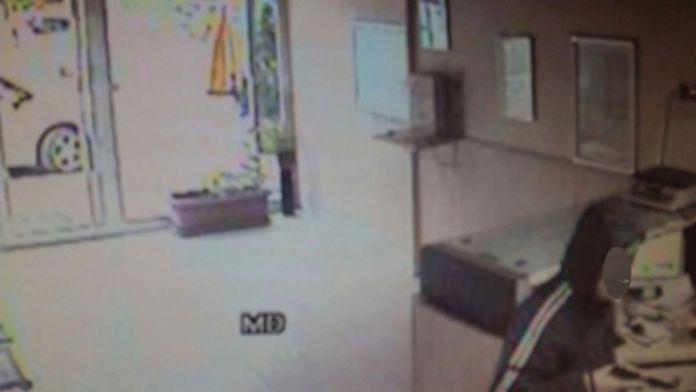 PTT şubesini soyan polis çıktı