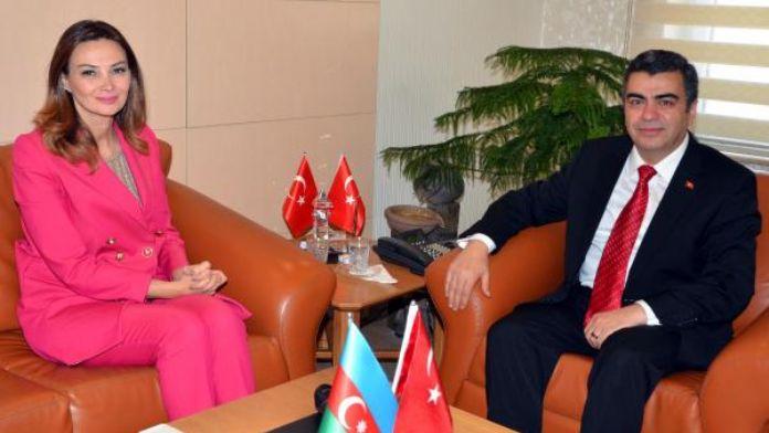 Azeri Vekil Paşayeva: Türkiye'nin gücü, bizim gücümüzdür