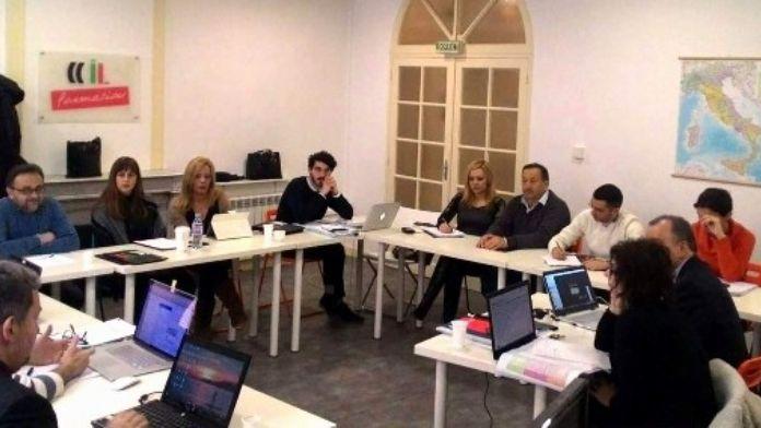 Aydın Ticaret Borsası Mınd Toplantısına Katıldı