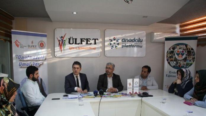 Türkiye'ye Örnek Proje:'unutmazsak Umut Var'