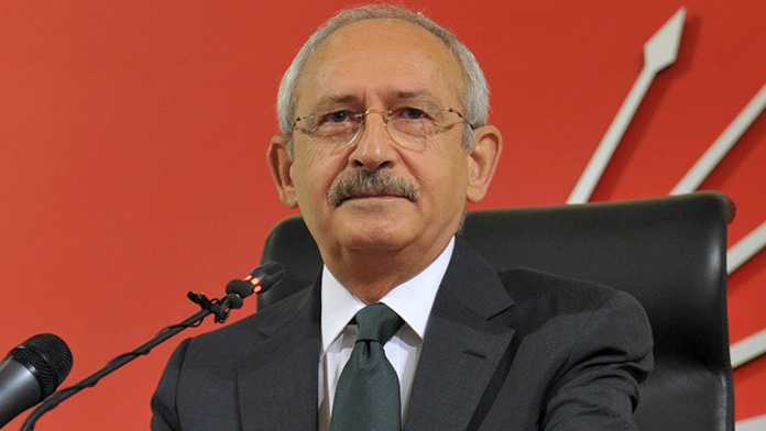 CHP Genel Başkanı Kılıçdaroğlu açıklama yaptı