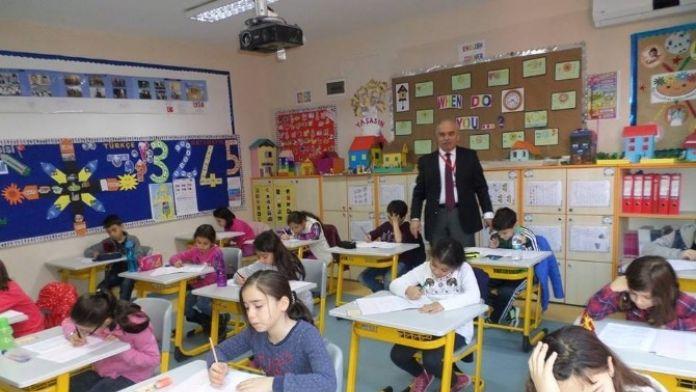 Körfez Bahçeşehir'de Sınav Heyecanı