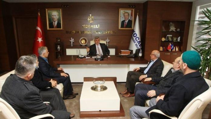 Başkan Karaosmanoğlu: 'Toplumun Her Kesimiyle Diyalog İçindeyiz'