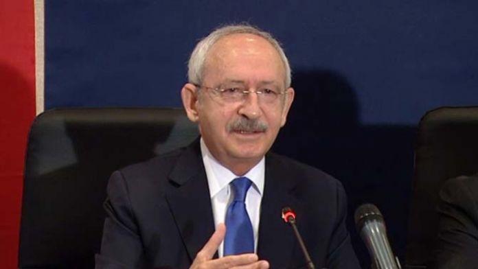 Komisyonu CHP dağıtmamış !