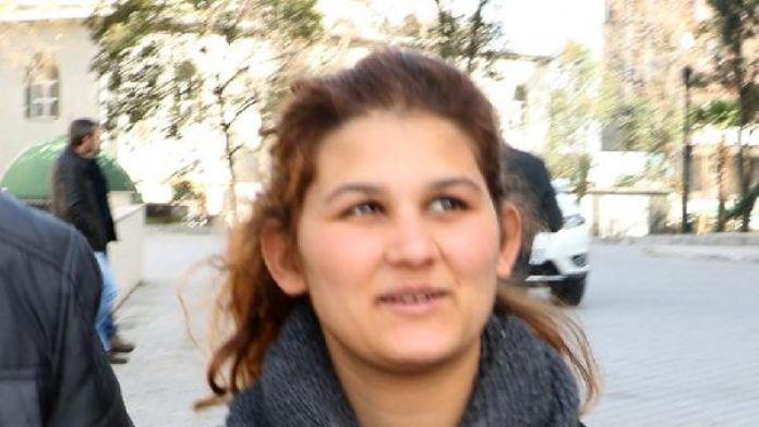 Ev sahibine yakalanan hırsızlık şüphelisi kadın tutuklandı
