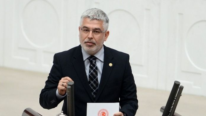 AK Partili Çanak: 'Asıl Maksat Milletin Nezdinde Cumhurbaşkanımızı Yıpratmak'