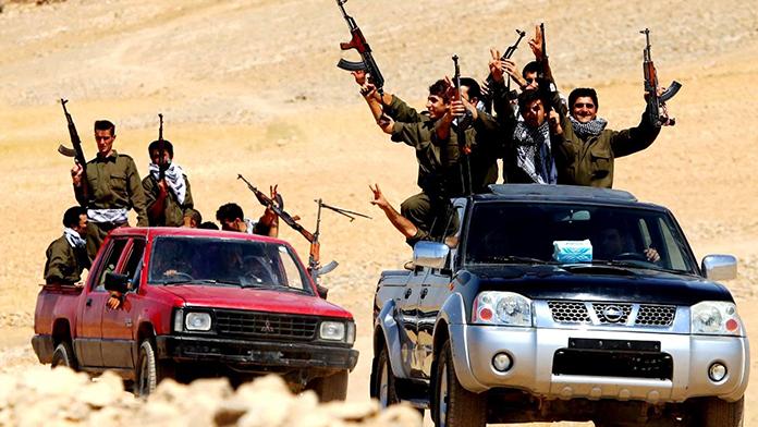 Musul operasyonuna PKK'da katılacak iddiası