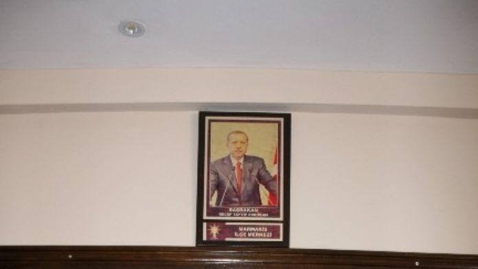 AK Parti İlçe Başkanı Görevinden İstifa Etti