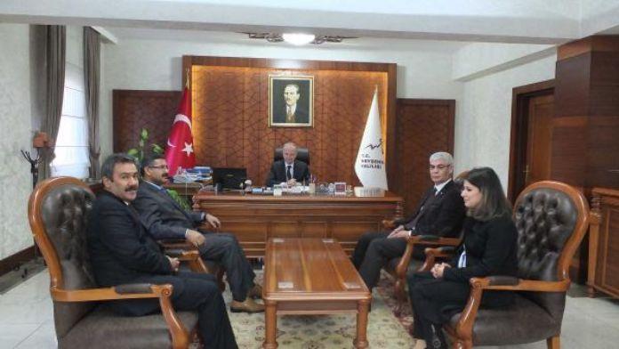 Nevşehir'de muhasebeciler 10 bin mükellefe hizmet veriyor