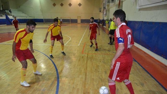 Futsal Ligi'ne Malatya'dan 4 Takım Katılacak