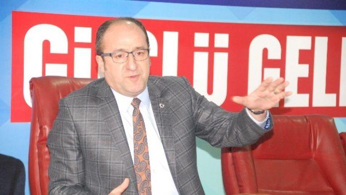 AK Parti'den Büyükşehir'e Ağır Eleştiri