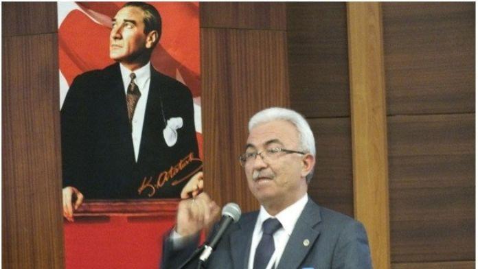 Yörük Türkmen Çalıştayı'nda Ceylan Ahiliği Anlattı