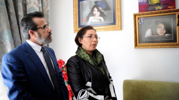 Özgecan Aslan'ın ailesi Başbakanlıkta