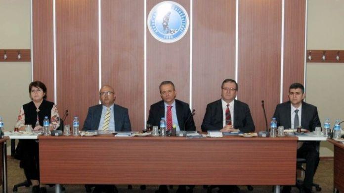 Afyonkarahisar Kültür Ve Turizm Çalıştayı Değerlendirme Toplantısı Yapıldı