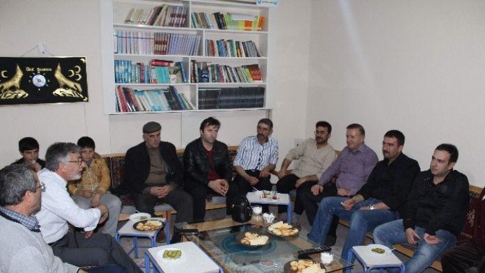 Başkan Bozkurt STK'ları Ziyaret Ediyor