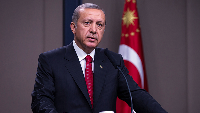 Cumhurbaşkanı Erdoğan Gana'da konuştu