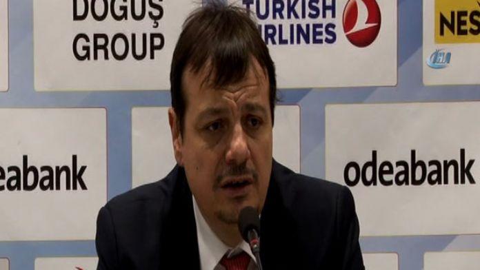 Ergin Ataman: 'Aslanı fazla dürtmeyeceksin'