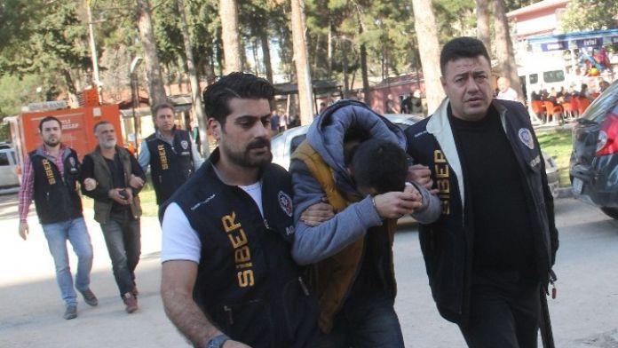 160 Bin Kişiyi Dolandıran Baba-oğul Tutuklandı