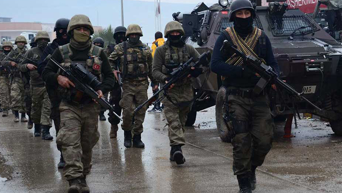 PKK'ya büyük şok 20 terörist öldürüldü
