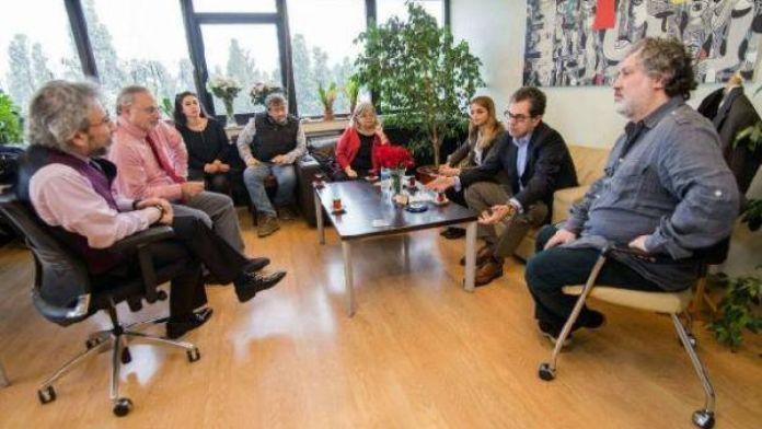 Creative action 'hope watch' gave us hope - Can Dündar