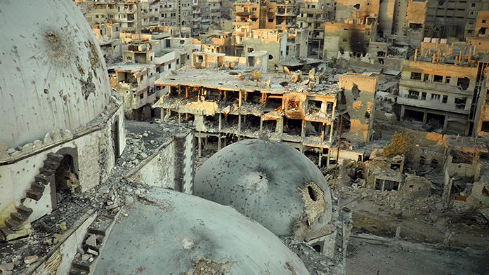Suriye rejimi kimyasal silah kullanmaya hazırlanıyor