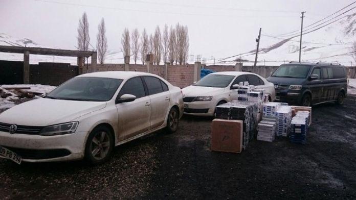 Erzurum'da Çeşitli Suçlardan Aranan 98 Kişi Yakalandı