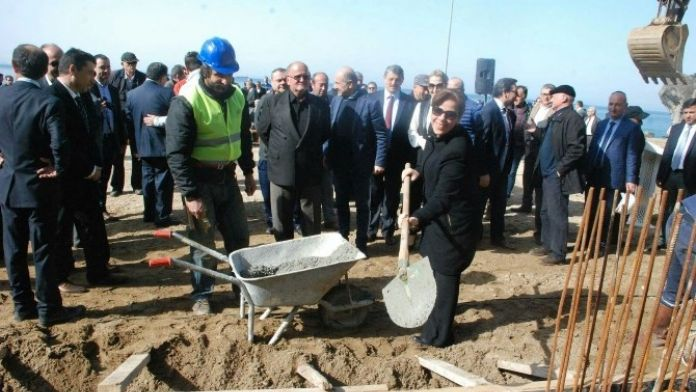 AK Parti Meclis Üyeleri Temel Atma Törenine Katıldı