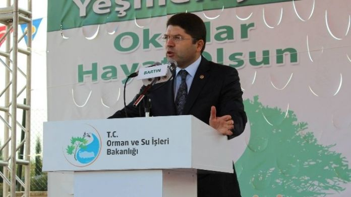 Tunç, Eldeş Göleti'nin 11,5 Milyon TL Mal Olacağını Açıkladı