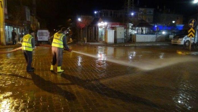 Özalp Belediyesi'nden Bahar Temizliği