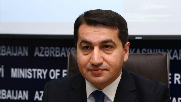 Ermenistan'ın işgal ettiği Azerbaycan topraklarındaki illegal faaliye