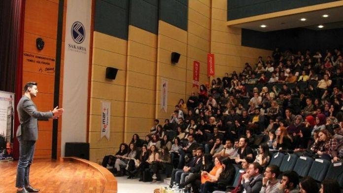 SAÜ'de 'Kariyer Şampiyonları' İsimli Seminer Düzenlendi