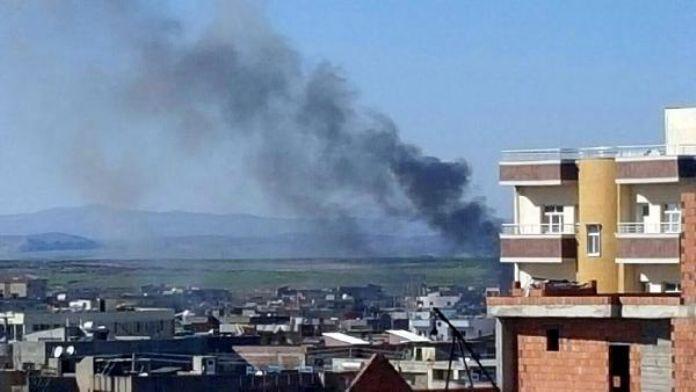 İdil'de operasyonlar sürüyor: 1 polis yaralı