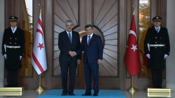 KKTC Başbakanı Kalyoncu Türkiye'de