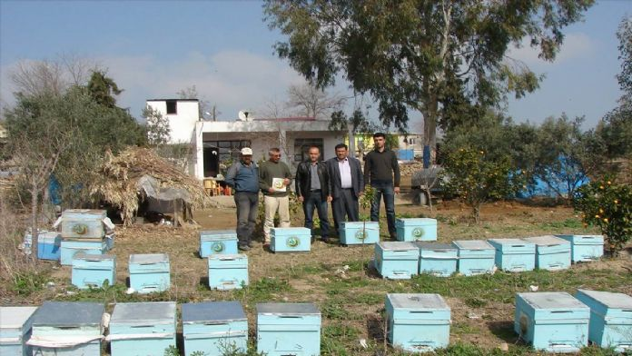 Osmaniye'deki orman köylülerine 6,2 milyon lira destek