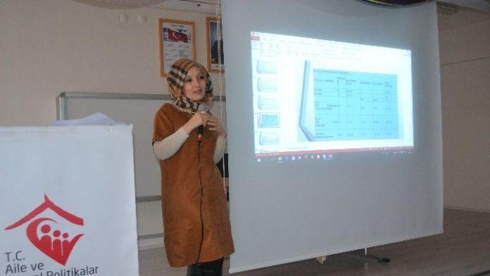 Erzurum'da 'Koruyucu Aile' Tanıtım Toplantısı