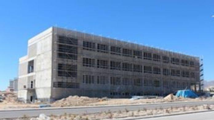 Niğde Üniversitesi İletişim Fakültesi İnşaatı Sona Yaklaşıyor