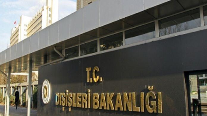'Türkiye ateşkesi ihlal etti' suçlamasına yanıt