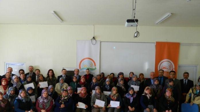 Soma'da Zeytin Ağaçları Kadınlara Emanet