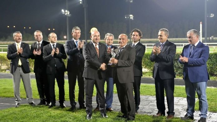 Tsyd Koşusu'nu 'Just Win' Kazandı