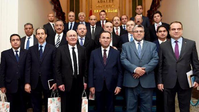 Bozdağ, Fas Adalet ve Özgürlükler Bakanı ile görüştü