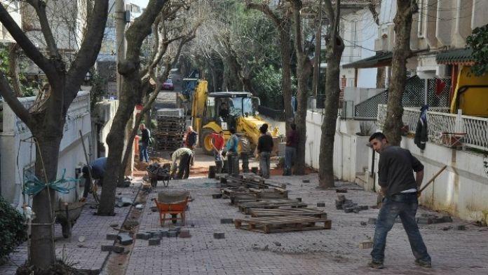Darıca'da Alt Yapı Ve Üst Yapı Çalışmalarına Hız Verildi