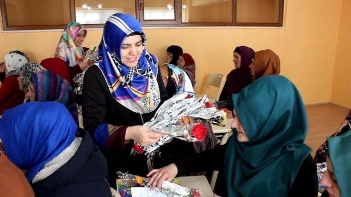 İl Müftülüğü Görevlilerinden Ahıska Türkleri'ne Ziyaret