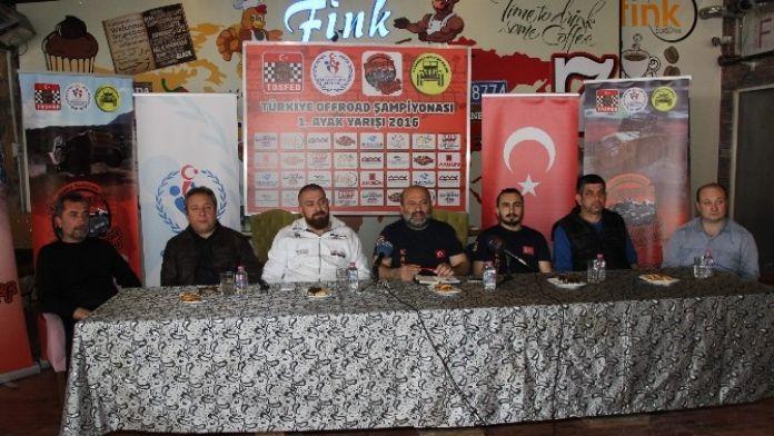 Türkiye Off-road Şampiyonası'nın 1. Ayak Yarışları Karabük'te