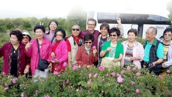 Gül Turizminde Yeni Atak