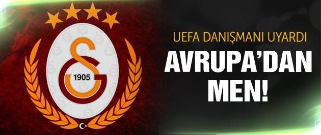 Avrupa Kararını Verdi,Galatasaray'a Avrupa Yolu Kapandı