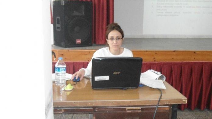 Bor'da Emlakçılık Kursuna Yoğun İlgi