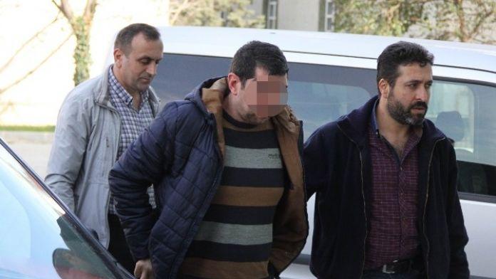 Hakkında 7 Yıl 10 Ay Hapis Cezası Bulunan Şahıs Tutuklandı