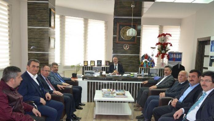 Başkan Şinasi Gülcüoğlu: 'Bir Gecede Her Şeye Kota Getirildi'