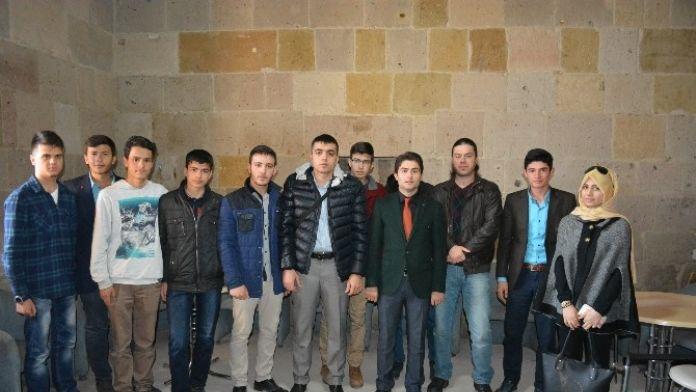 Elçi Derneği Gençlerle Buluştu