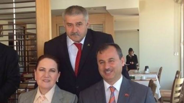 MHP Pehlivanköy İlçe Başkanı Teşkilat Yönetimi İstifa Etti